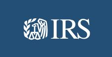 IRS logo - Tax planning changes required.