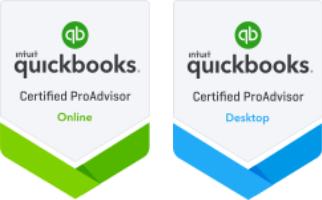 QuickBooks Certifed logos
