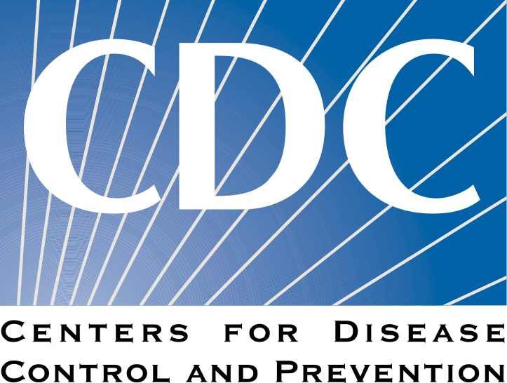 U.S. CDC logo for COVID-19 Update
